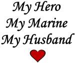 My Hero My Marine My Husband - Marines