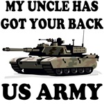 My Uncle has got your back - US ARMY