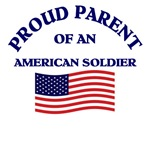 Proud Army Family of an American Soldier