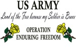 US Army - OEF - Land of the Free...