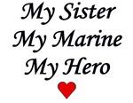 My Sister, My Marine, My Hero