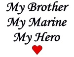 My Brother, My Marine, My Hero