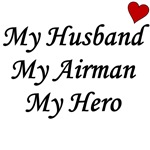 My Husband, My Airman, My Hero