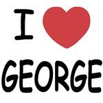 I heart george