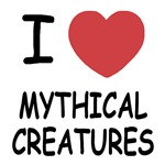 I heart mythical creatures