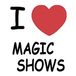 I heart magic shows