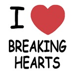 I heart breaking hearts