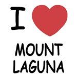 I heart mount laguna