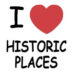 I heart historic places