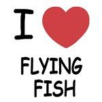 I heart flying fish