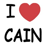 I heart Cain