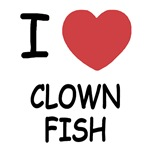 I heart clownfish