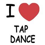 I heart tap dance