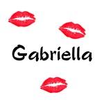 Gabriella kisses