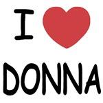 I heart donna