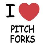 I heart pitchforks