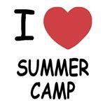 I heart summer camp