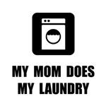 Mom Does Laundry