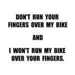 Bike Fingers