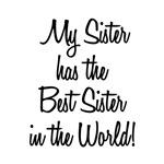 My Sister Best