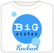 Big Sister - Blue