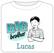Big Brother - Retro (Teal)