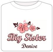 Big Sister - Hibiscus