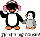Big Cousin - Penguin