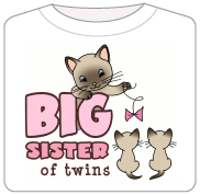 Big Sister of Twins - Kitty