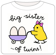 Big Sister of Twins - Chick