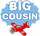 Big Cousin - Airplane