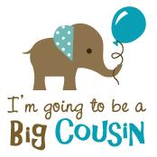 Big Cousin to be - Elephant