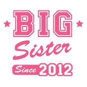 Big Sister Since 2012