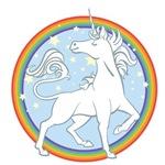 Sparkle Rainbow Unicorn