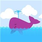 Purple Whale