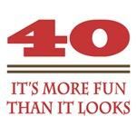 40 Is Fun