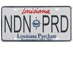 Louisiana NDN Pride