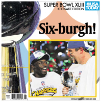 Feb. 2, 2009 - Super Bowl Special (Six-burgh!)