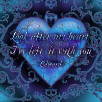 Edward's Heart from Twilight