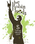 Customized T-shirts for Muddy Buddy - Robin Hoods