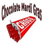 Chocolate Mardi Gras