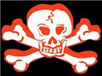Red Pirate Dark Shirts