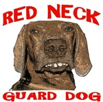 Red Neck Guard Dog
