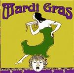 Mardi Gras Woman