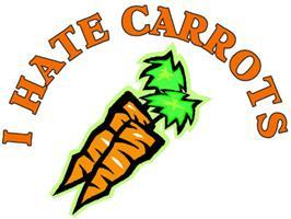 I Hate Carrots