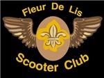 Fleu De Lis Scooter Club