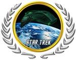 Star trek Federation of Planets Romulan warbird