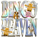Bingo Heaven Text Animals