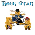 Rock Star Kitten Band