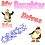 My Daughter Drives Me Crazy